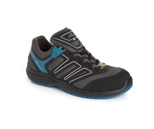 PANTHER Calzatura INDIANAPOLIS LOW S3 GREY OTTANIO