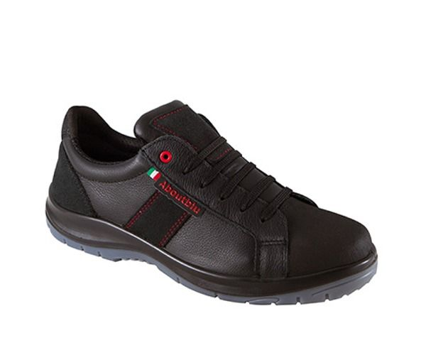 PANTHER Calzatura DETROIT LOW  S3 BLACK 35-48