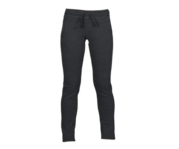 PAYPER COLLEGE LADY Pantalone donna NERO MELANGE 60 cotone 40 poliestere 320 gr