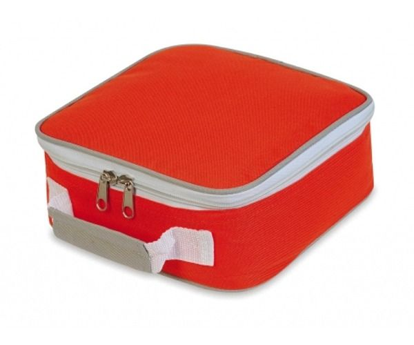 Borsa per contenitore pranzo ORANGE Light Grey