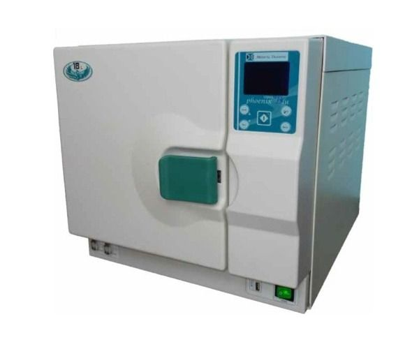 Autoclave classe B  22 lt stampante integrata MADE IN ITALY